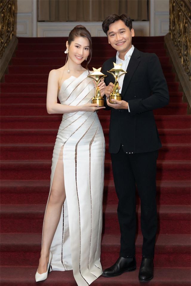 Diễm My 9X giành Nữ diễn viên truyền hình xuất sắc nhất tại Ngôi Sao Xanh 2020 nhờ phim Tình yêu và Tham vọng - Ảnh 2.