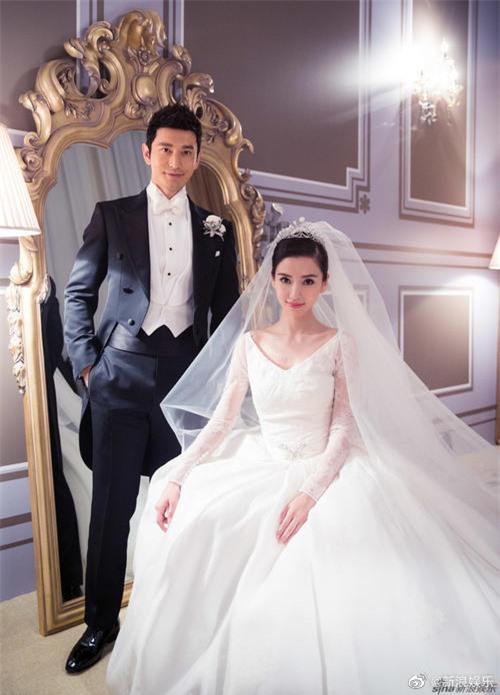 Huỳnh Hiểu Minh xóa những bình luận ly hôn Angelababy - Ảnh 1.