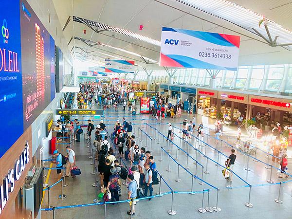 """Dự án """"Nâng cấp nhà ga hành khách T1"""" tại Cảng HKQT Đà Nẵng đang gặp những vướng mắc cần sớm được giải quyết"""