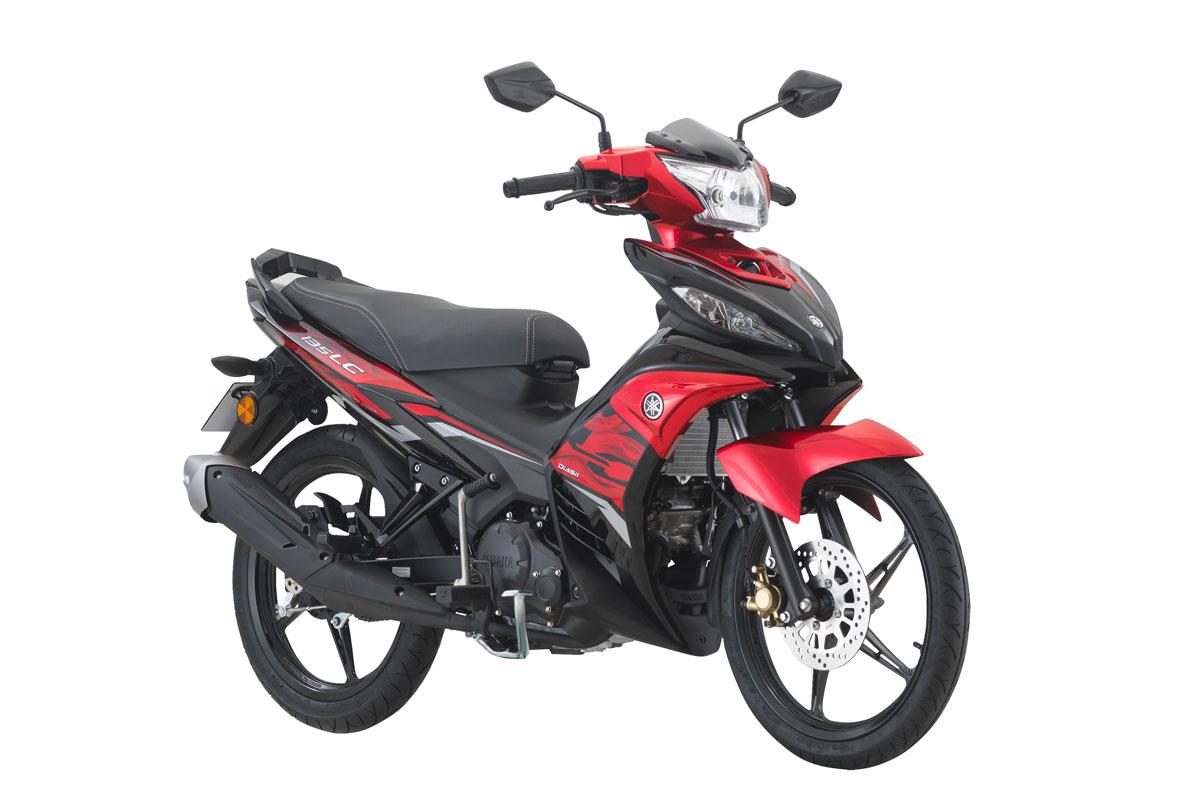 Yamaha 135LC 2021.