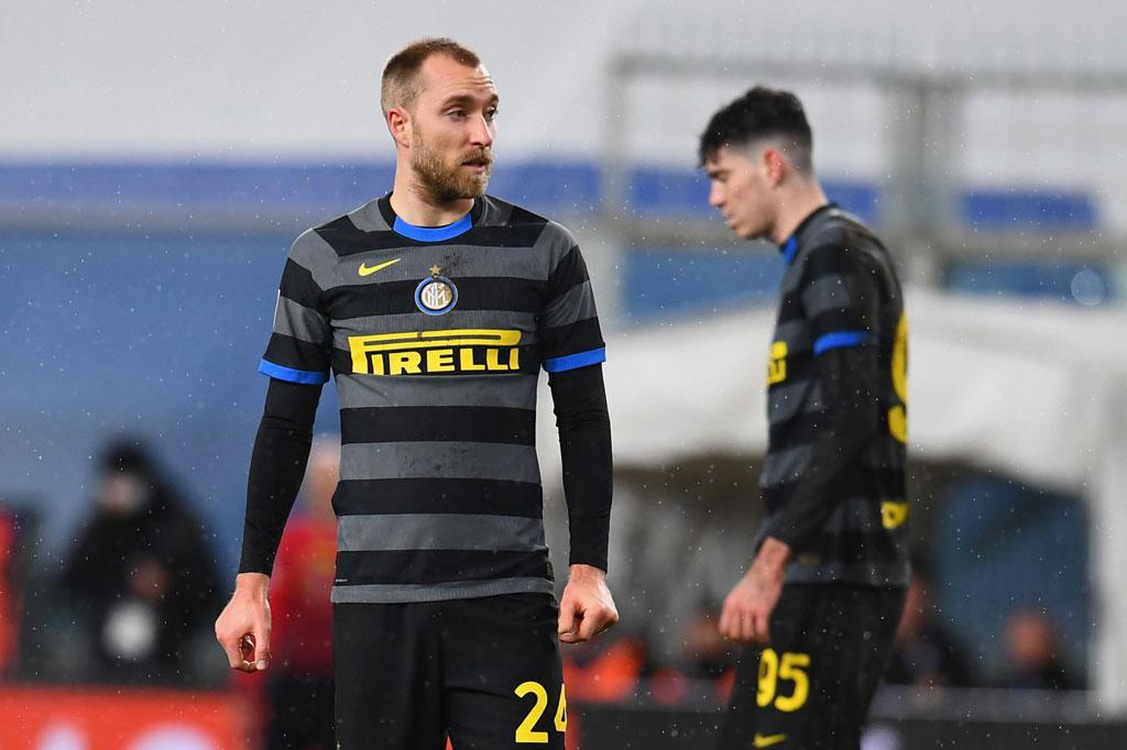 Inter đứt mạch bất bại tại Serie A.