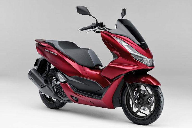 Honda PCX 160 2021.