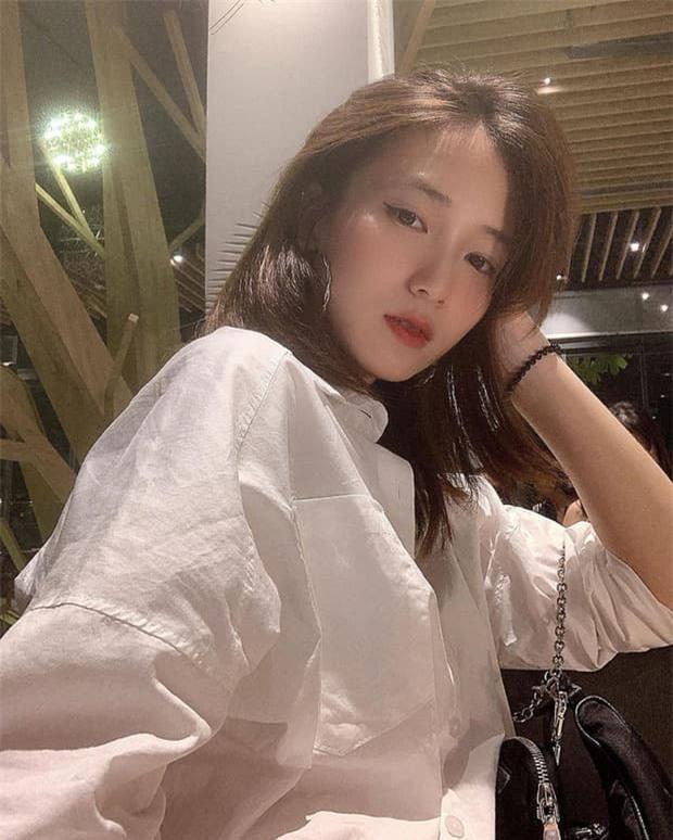 hot girl Trâm Anh 1
