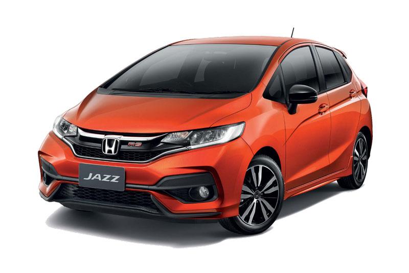 3. Honda Jazz (doanh số: 83 chiếc).