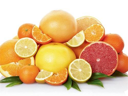 Không ăn cam quýt quá nhiều