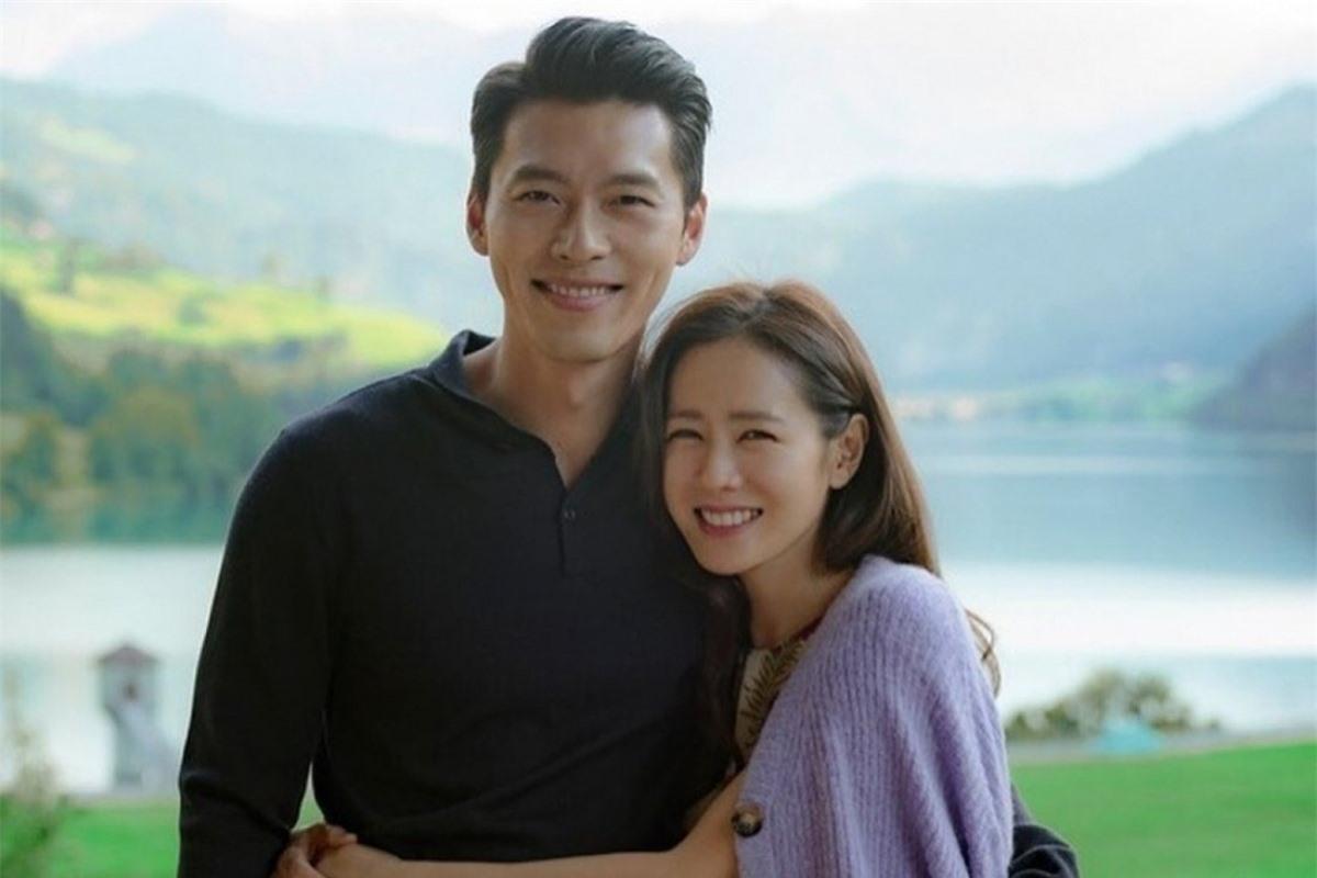 Son Ye-jin và Hyun Bin đã công khai hẹn hò.