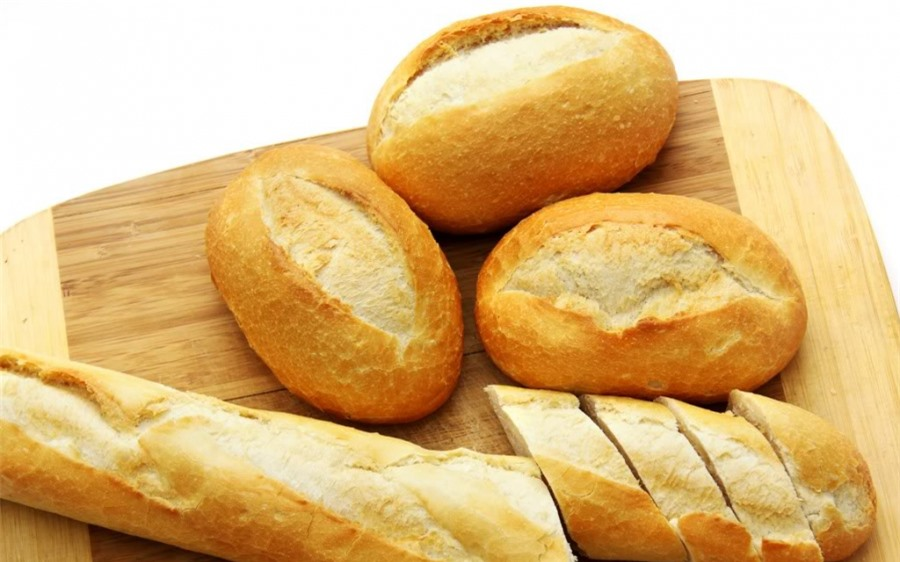 Bán mì mặn giúp giảm ốm nghén