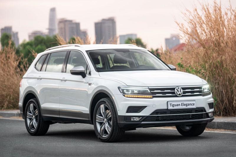 Volkswagen Tiguan Elegance 2021.