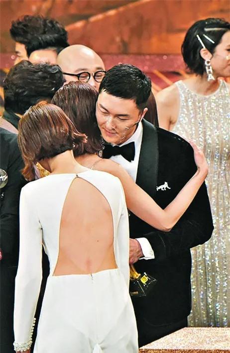 Vương Hạo Tín vừa giành cúp vàng TVB đã đối mặt với tin đồn hôn nhân rạn nứt - Ảnh 3.
