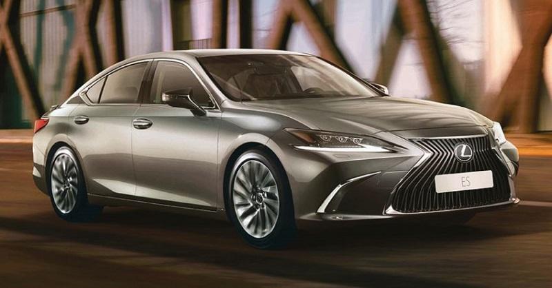 Lexus ES 250 Limited Edition