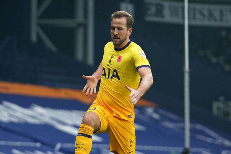 Tiền đạo: Harry Kane (Tottenham, điểm số trung bình: 9,13).