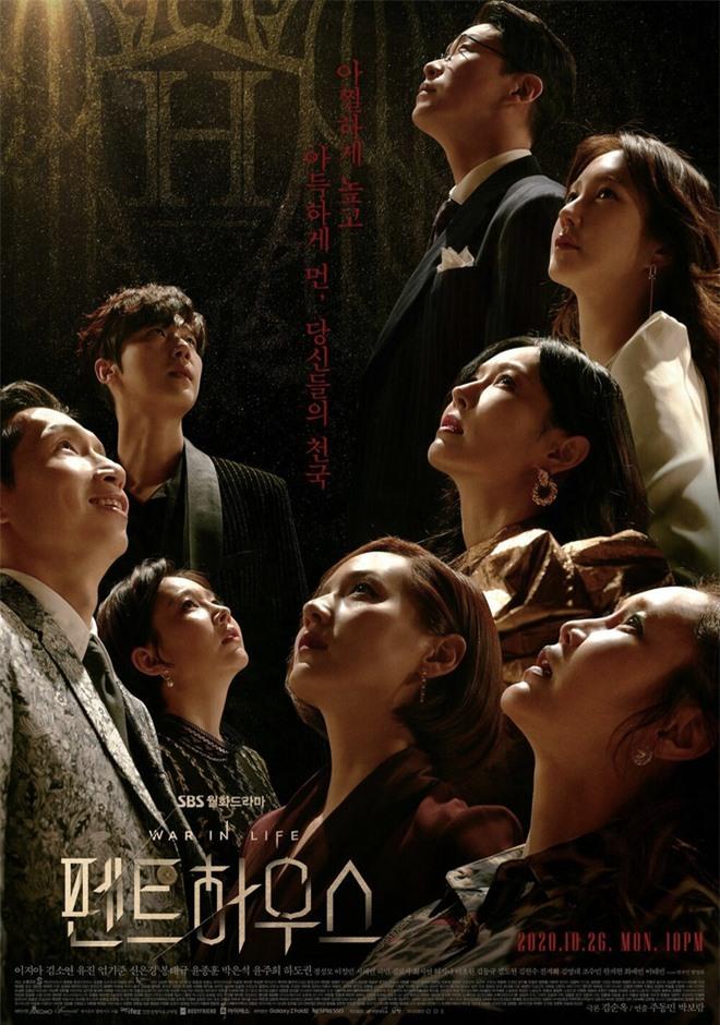 2 mỹ nhân Penthouse hé lộ phản ứng của chồng khi xem cảnh vợ hôn: Ông xã Kim So Yeon đầy bất ngờ, Eugene bị hỏi mãi 1 chi tiết nhạy cảm - Ảnh 6.