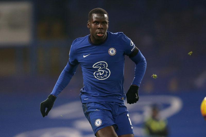 Trung vệ: Kurt Zouma (Chelsea, điểm số trung bình: 7,28).