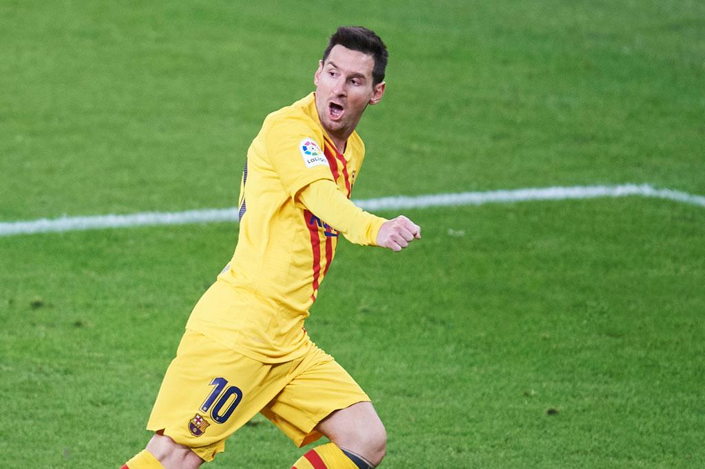 Tiền vệ phải: Lionel Messi (Barcelona, 33 tuổi, định giá chuyển nhượng: 80 triệu euro).