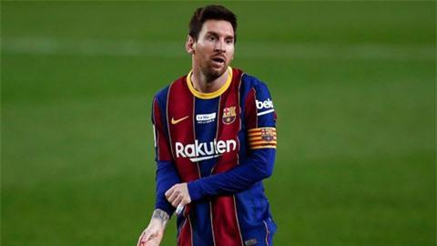 Barca vẫn sẽ phải chi núi tiền cho Messi dù ở lại hay ra đi