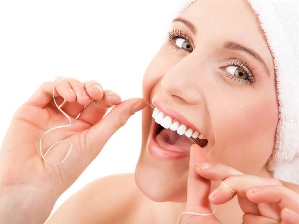 Chỉ nha khoa phải dùng thế nào để không gây tổn hại cho răng?