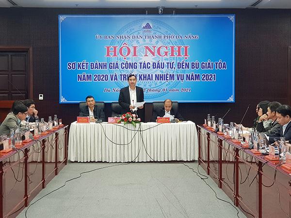 Chủ tịch UBND TP Đà Nẵng Lê Trung Chinh cho biết sẽ tăng tạm thời cấp phó cho Sở Xây dựng, Sở TN-MT và Văn phòng UBND TP