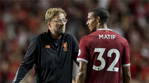 Fan The Kop suy sụp vì Matip lỡ trận đại chiến Liverpool vs M.U