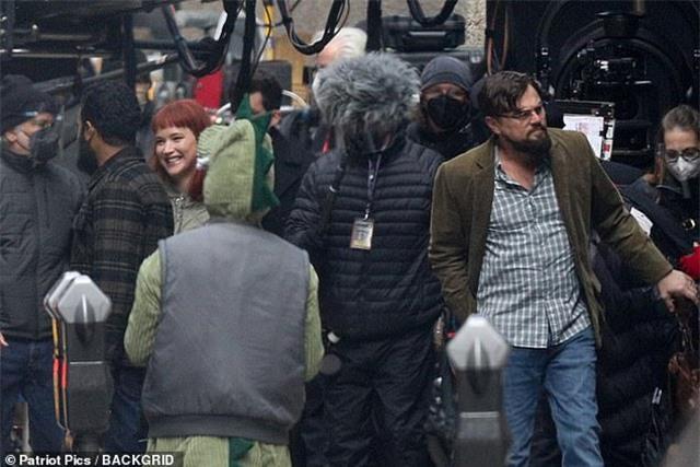 Leonardo DiCaprio già nua trong phim mới - 4