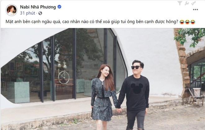 Nhã Phương khoe ảnh dẫn Trường Giang về quê, ai dè lại nhờ netizen xóa hộ ông xã và nhận cái kết ngã ngửa - Ảnh 2.