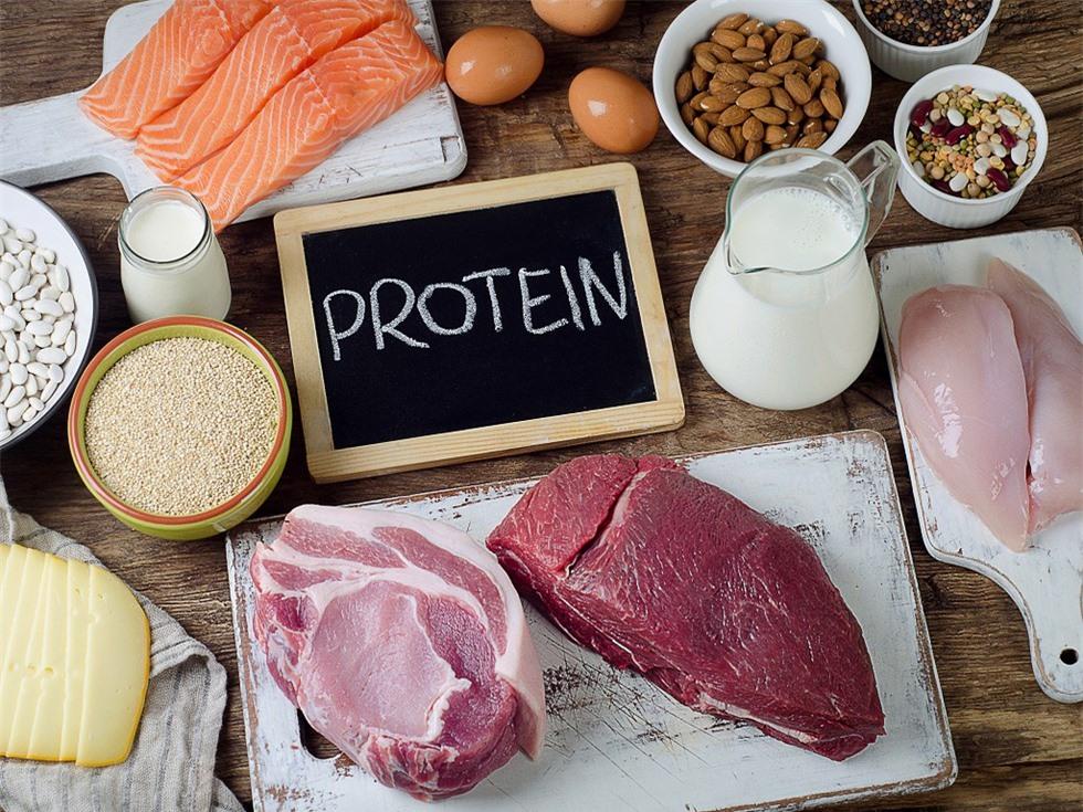 Sự thật bạn phải biết về protein
