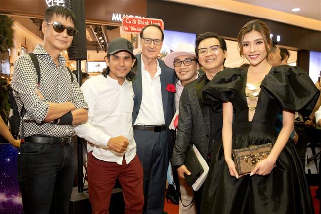 Thúy Diễm nổi bật tại sự kiện, khen phim mới của Bình Minh - Ảnh 3.