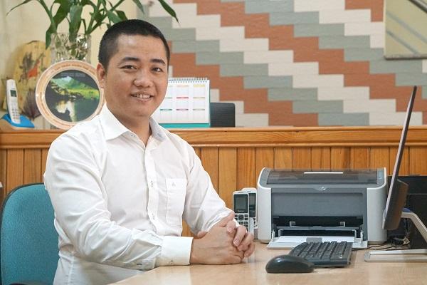 Giám đốc Từ Thanh Hải