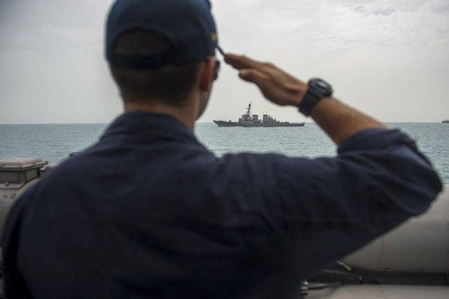 Hải quân Mỹ sẽ sớm nhận được các tàu khu trục nhỏ thế hệ mới để tác chiến bên cạnh lớp Arleigh Burke. Ảnh: TASS.