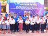 Bình Phước: Doanh nghiệp cùng Đoàn Thanh niên hỗ trợ bà con vùng biên đón Tết sớm