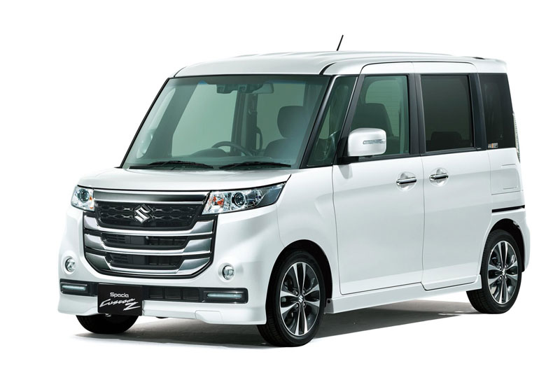Suzuki Spacia.