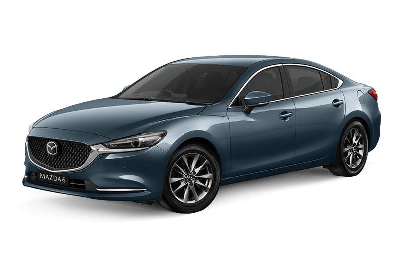 Mazda6 Sedan 2021.