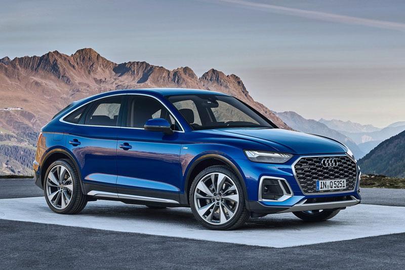 Audi Q5 Sportback 2021.