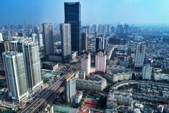 Ngân hàng Thế giới dự báo GDP Việt Nam đạt mức tăng trưởng 6,7% vào 2021. Ảnh minh họa - VGP.