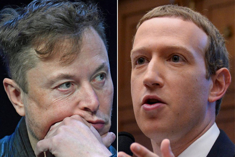 """Elon Musk và Mark Zuckerberg """"ghét cay ghét đắng"""" nhau như thế nào?"""