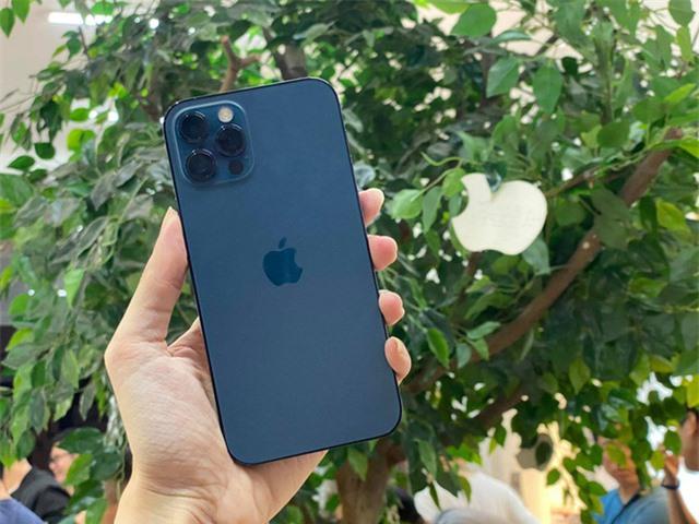 Người Việt cần làm việc bao nhiêu ngày để mua iPhone 12? - Ảnh 1.