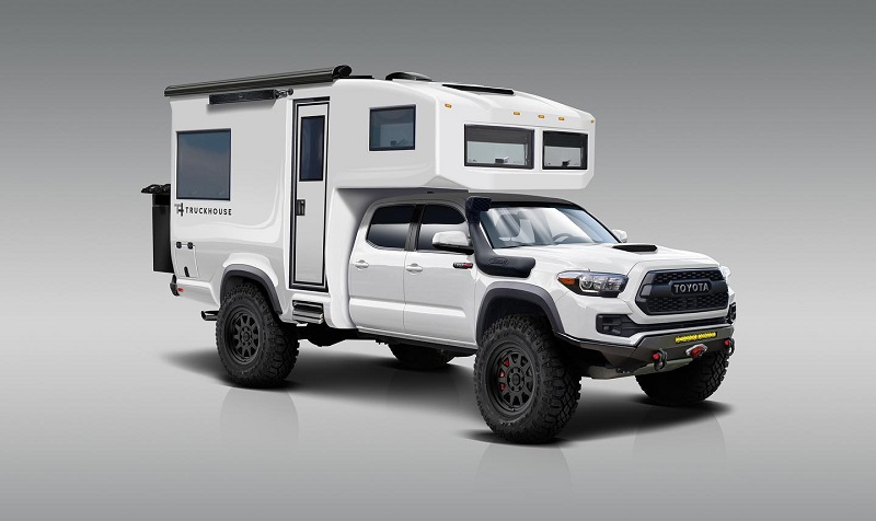 TruckHouse Toyota Tacoma