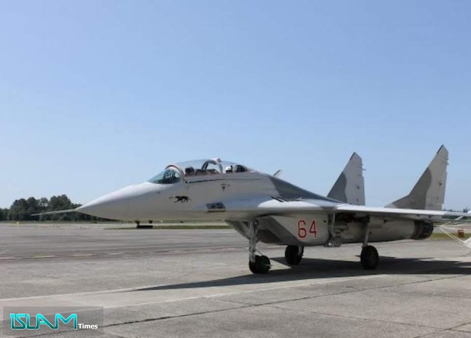 Nga được cho là đã cung cấp thêm tiêm kích mới cho Không quân Syria. Ảnh: Al Masdar News.