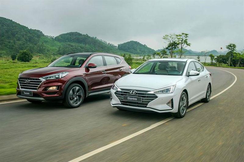 Hyundai là thương hiệu bán nhiều ôtô nhất tại Việt Nam năm 2020, bỏ xa đối thủ Toyota