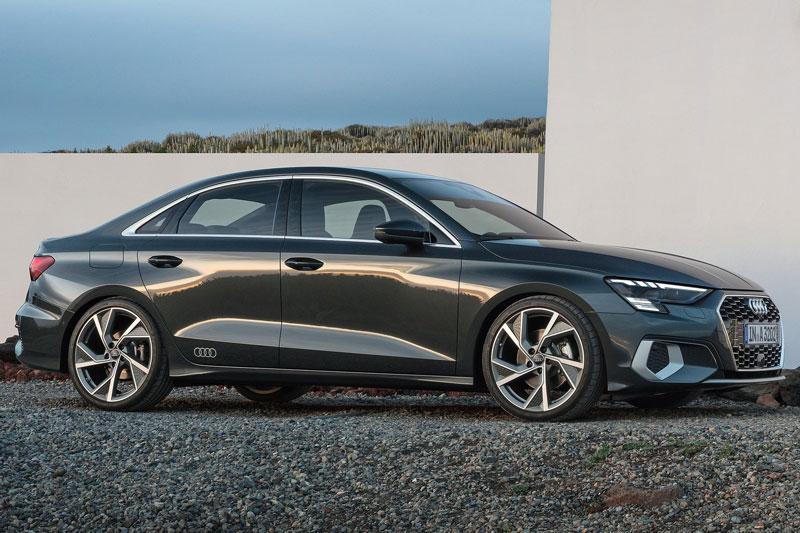 10. Audi A3 (doanh số: 222.726 chiếc).