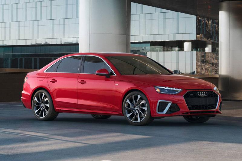 10. Audi A4 (doanh số: 257.440 chiếc).