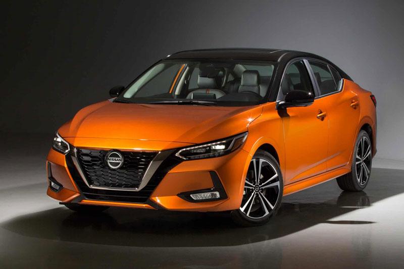 2. Nissan Sylphy (doanh số: 544.156 chiếc).