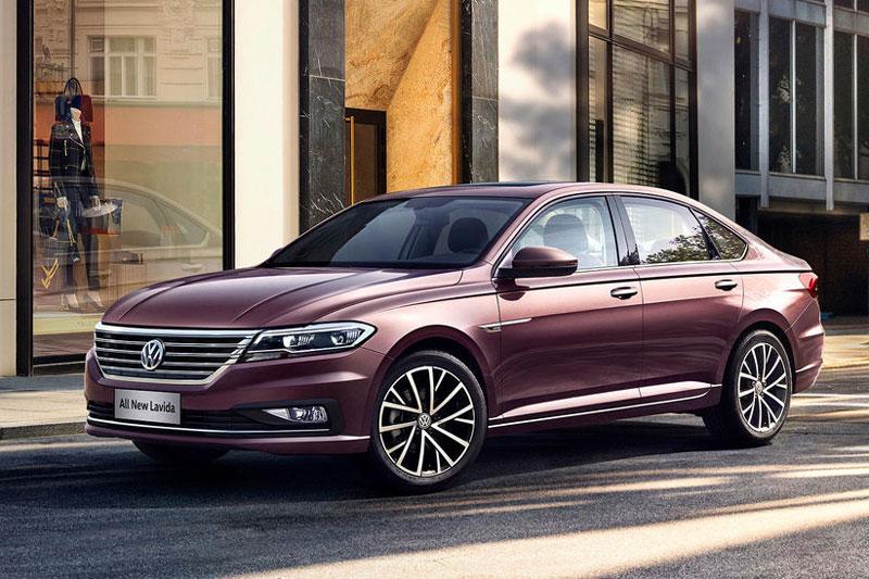 3. Volkswagen Lavida (doanh số: 463.804 chiếc).