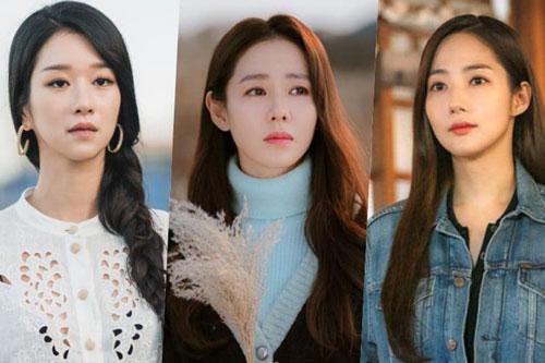 Son Ye Jin và Park Min Young lọt Top nữ diễn viên Hàn Quốc xuất sắc nhất năm 2020