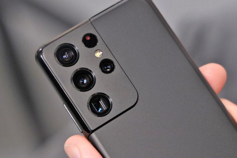 Cận cảnh Samsung Galaxy S21 Ultra 5G, giá từ 30,99 triệu ở Việt Nam