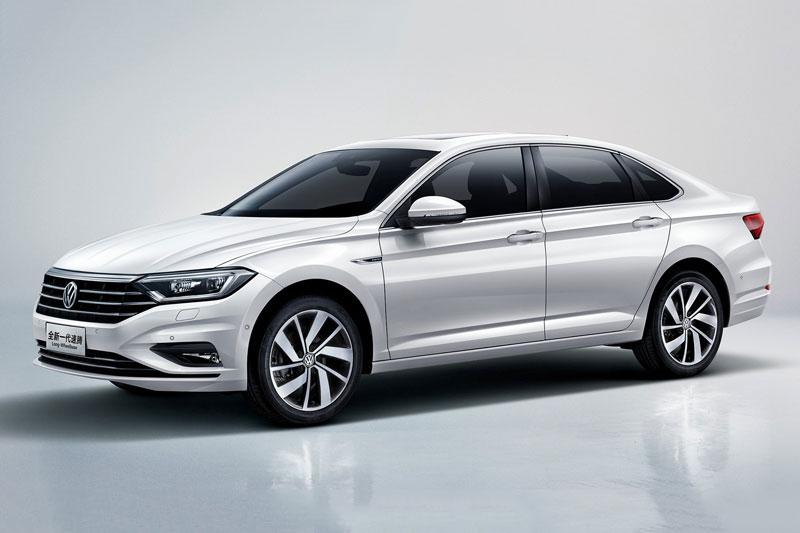 6. Volkswagen Sagitar (doanh số: 307.562 chiếc).