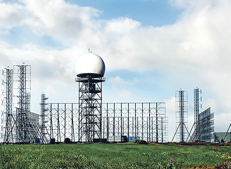 """Từ Gibraltar đến Ấn Độ - Khả năng trạm radar """"Yakhroma"""" của Nga được hiển thị"""