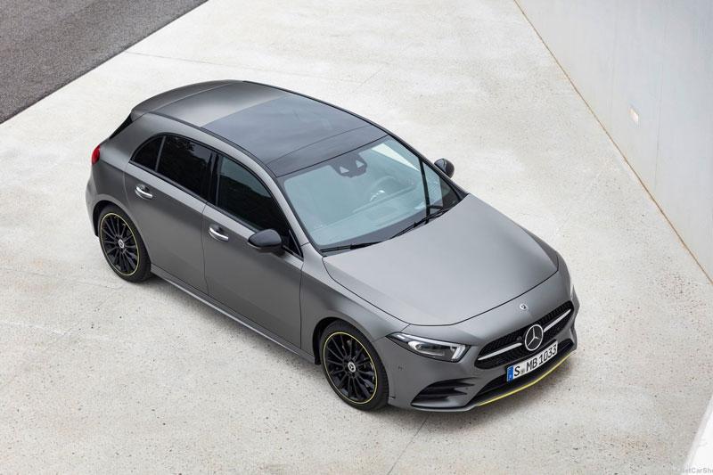 7. Mercedes-Benz A-Class (doanh số: 286.788 chiếc).