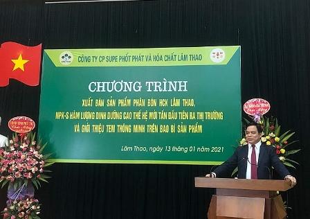Ông Nguyễn Thanh Hải, Phó Chủ tịch UBND tỉnh Phú Thọ