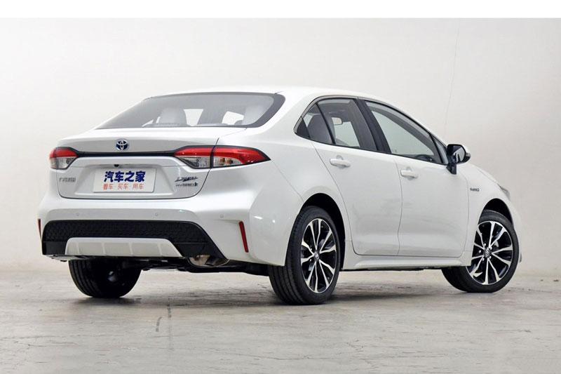 9. Toyota Levin (doanh số: 225,887 chiếc).