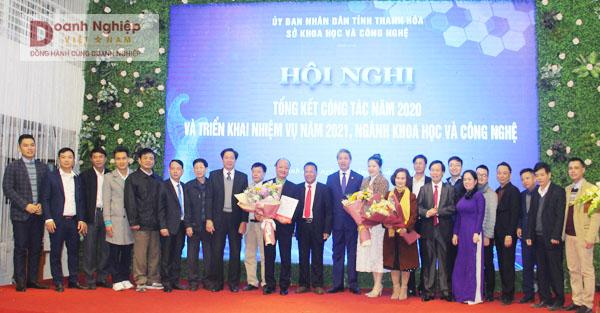 CLB Doanh nghiệp KH&CN Thanh Hóa chính thức ra mắt.